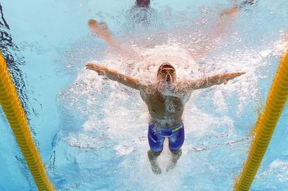David Horvath (Nuoto - Ungheria)