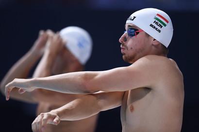 Richard Bohus (Nuoto - Ungheria)
