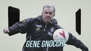 """Gene Gnocchi: """"Cassano era uno di quelli che ti faceva andare allo stadio"""""""
