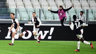 Dybala, all'asta per Bergamo la maglia di Juve-Inter, il Papu ringrazia
