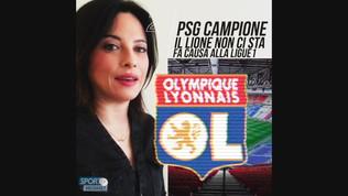 PSG campione; il Lione non ci sta e fa causa alla Ligue 1