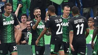 """Il Sassuolo: """"Dal 4 maggio allenamenti facoltativi al Maper"""""""