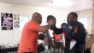 Tyson vuole tornare sul ring: duro allenamento anche a 53 anni