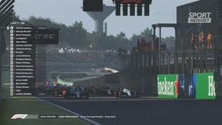 F1 Virtual: Albon batte Leclerc