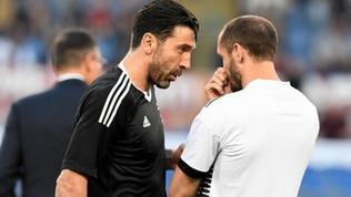 Buffon e Chiellini, un rinnovo per la Juventus e... altri record