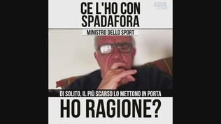 """Gnocchi VS Spadafora: """"Lui ha un odio verso lo sport"""""""