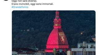 Calciatori, ex e storici rivali: gli omaggi social al Grande Torino