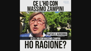 """Auriemma VS Zampini: """"Basta parlare di complotti!"""""""