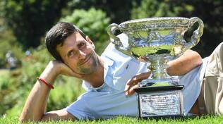 """Djokovic: """"Quella volta in Davis da ubriaco"""""""