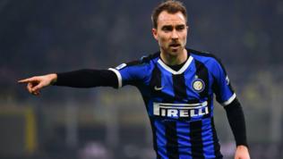 """Eriksen: """"Inter, non ti lascio. Voglio giocare con regolarità"""""""