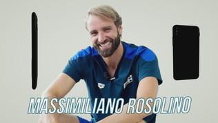"""Rosolino: """"Nuoto nel cuore, ma oggi mi dedico al triathlon"""""""