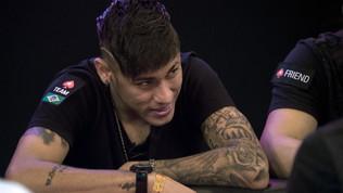 Psg e coronavirus: Neymar fuoriclasse anche nel poker
