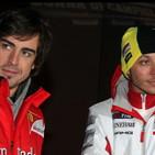 """Motori, Alonso chiama Valentino: """"Corri a Le Mans con me"""""""