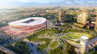 Inter-Milan, ecco il nuovo stadio: San Siro verso la riconversione