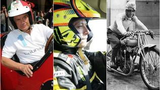 Le Mans tenta Vale? Quanti campioni dal volante al manubrio e viceversa