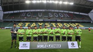 Sud Corea in campo,il campionato parte con 69 giorni di ritardo