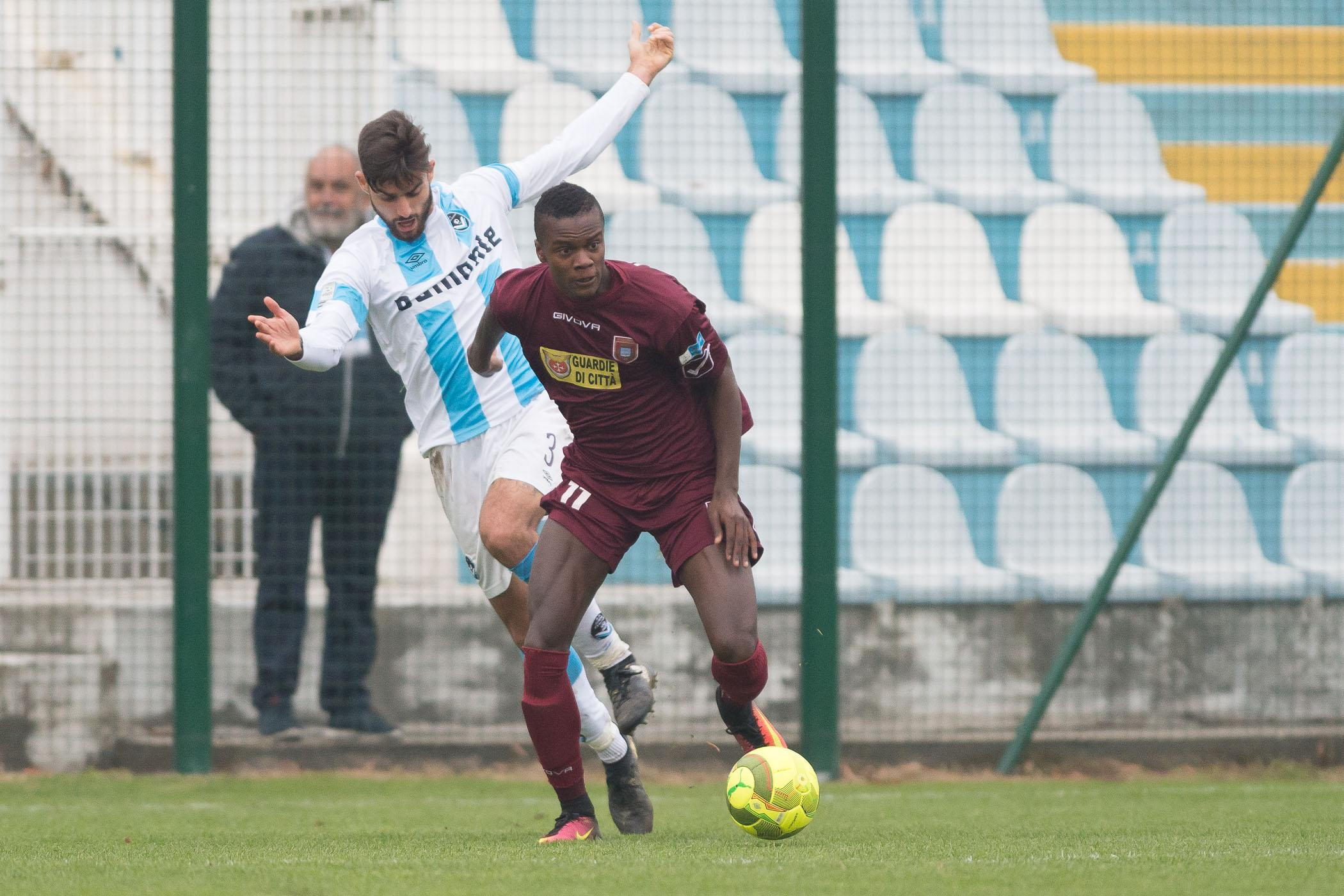King Udoh (Pianese - Calcio)