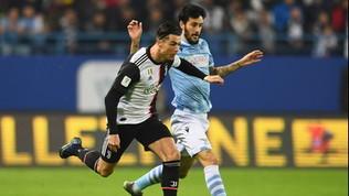 """Luis Alberto punge CR7: """"L'ho già battuto due volte, il migliore è Messi"""""""