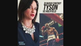 Ancora Tyson VS Holyfield? I due sul ring per beneficenza