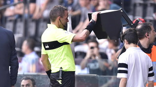"""Mazzoleni: """"Juve-Inter non è stata normale, giocatori spaventati"""""""