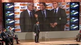"""Lippi nel 1999/2000: """"Bobo e Pippo chiudono le discoteche"""""""
