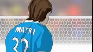 """Matri, lettera di addio al calcio: """"Ho vissuto un sogno"""""""