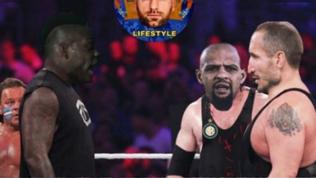 Chiellini vs Balo vs Melo: si finisce sul ring