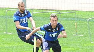 """Cassano: """"Balotelli un bambino, Chiellini in campo è da ammazzare"""""""