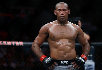 Ronaldo de Souza dos Santos 'Jacaré (MMA - Brasile)