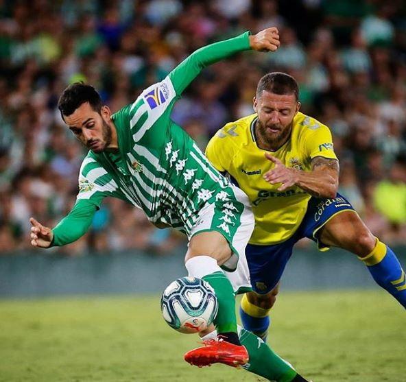 Juanmi Jimenez (Calcio - Betis Siviglia)