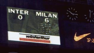 Milan, 19 anni dalla goleada nel derby che 'non scorda più nessuno'