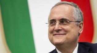 """Orgoglio Lotito: """"Non siamo più la Lazietta, ora dettiamo le strategie"""""""