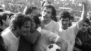 La Lazio dei clan rivali è campione d'Italia per la prima volta