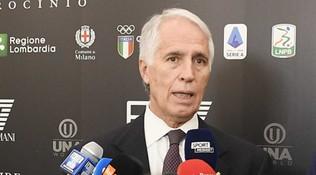 """Malagò: """"Piano per rilanciare lo sport. Roma 2024 ferita aperta"""""""