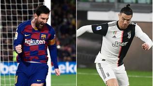 """La sentenza di Klopp: """"Messi il migliore, Cristiano Ronaldo perfetto"""""""