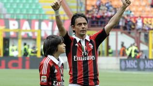 Milan, nel 2012 il giorno degli addii di Inzaghi, Nesta, Gattuso, Seedorf e Zambrotta
