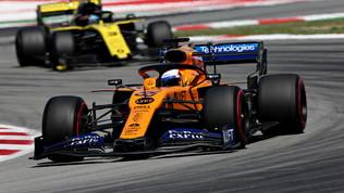 La McLaren annuncia Ricciardo: dal 2021 con Norris