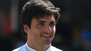 La Ferrari ha scelto Sainz: in Rosso dal 2021 al posto di Vettel