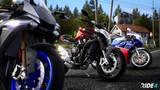 Scaldate i motori: in autunno arriva Ride 4