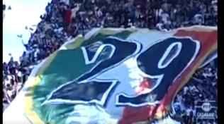 La Juve celebra lo scudetto 2006: quello che Calciopoli gli ha tolto