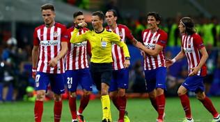 """Clattenburg: """"Ramos era in fuorigioco"""" e l'Atletico reagisce così"""