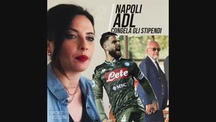 Napoli, AdL congela gli stipendi