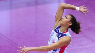 UYBA Volley, in posto 4 c'è Alexa Gray