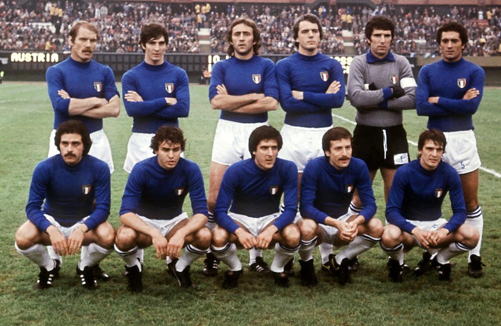 Italia-Austria 1978