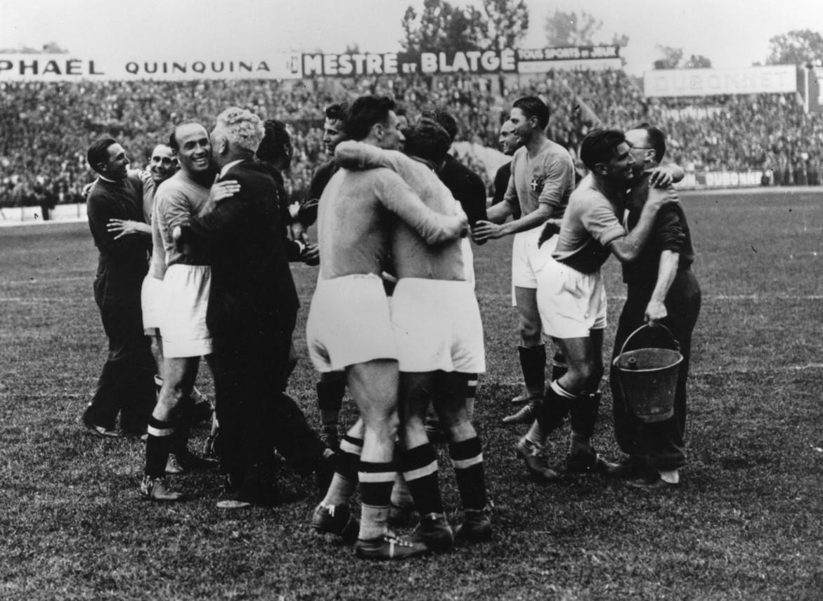 Il trionfo del 1938