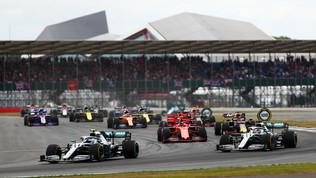 Il circus riparte: due gare a Silverstone, confermata anche Spa