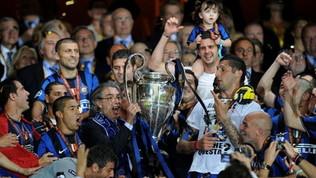 """Moratti scrive all'Inter: """"Amore incondizionato"""""""