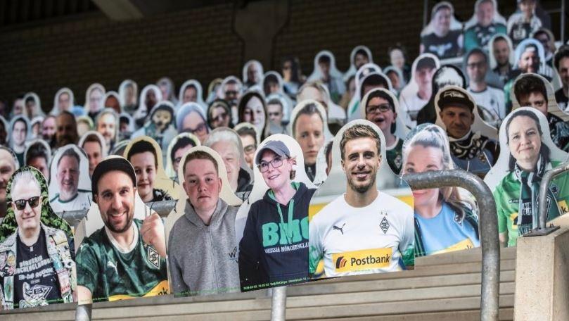 La Bundesliga è ripartita e i club sono tornati nei rispettivi stadi, che rimangono interdetti al pubblico. Per ovviare alla mancanza di tifosi...
