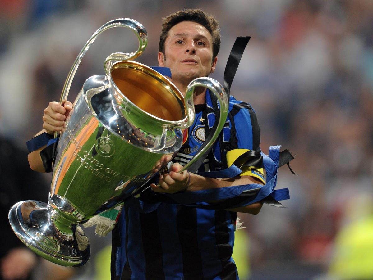 Javier Zanetti (ex centrocampista): vicepresidente Inter