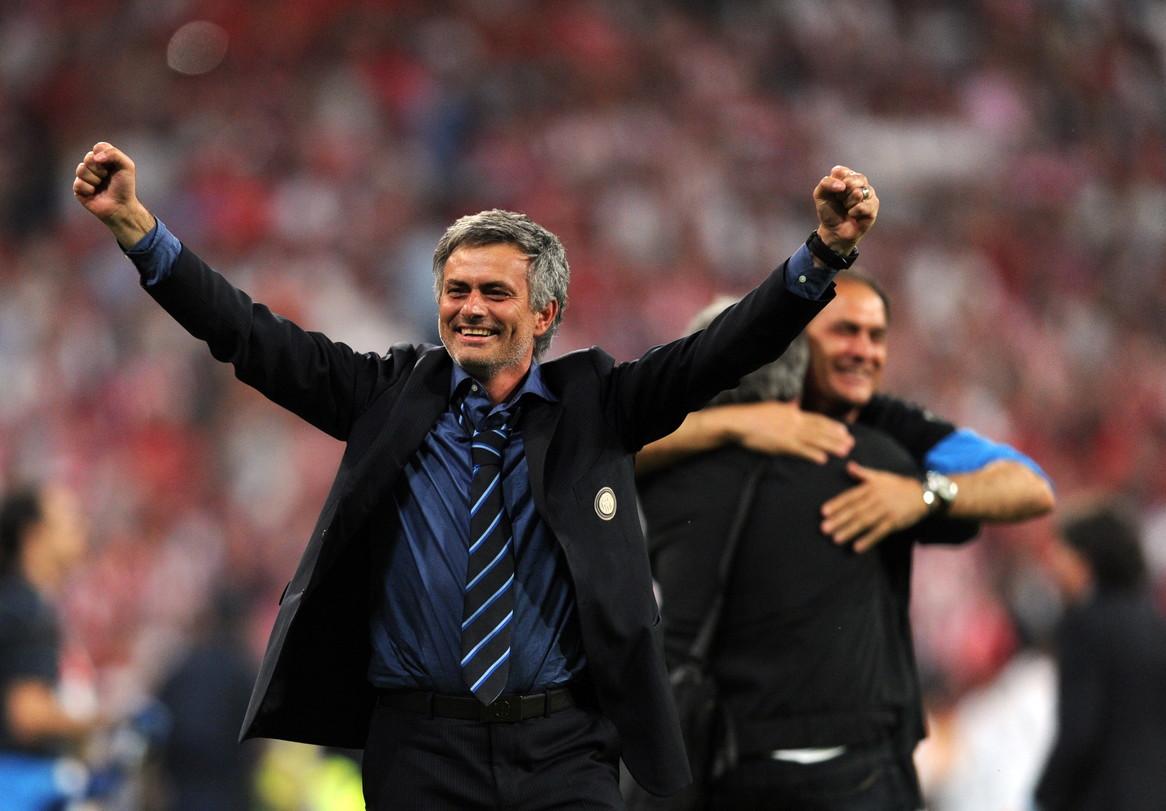 José Mourinho: allenatore del Tottenham